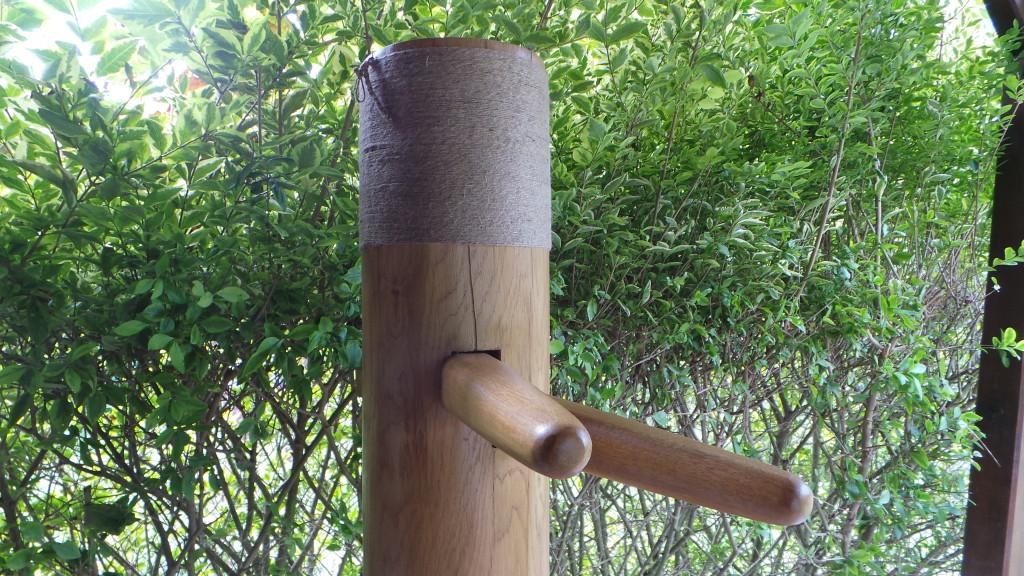 Finition cordage et décoration