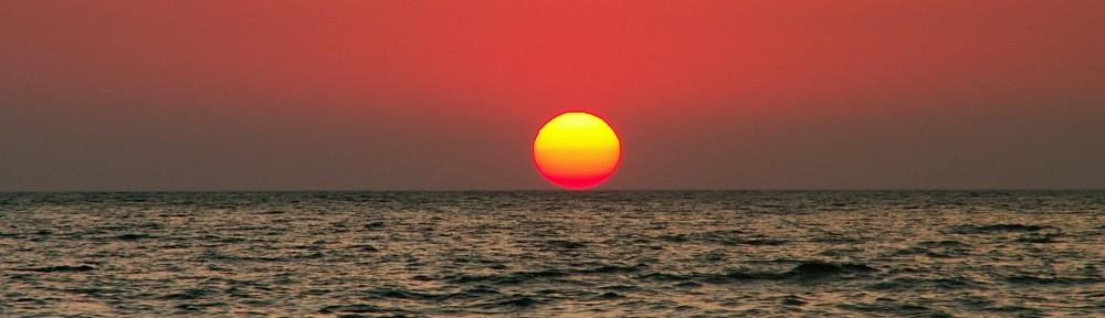 Où la mer se calme, en Corse quand tout le monde s'éloigne !