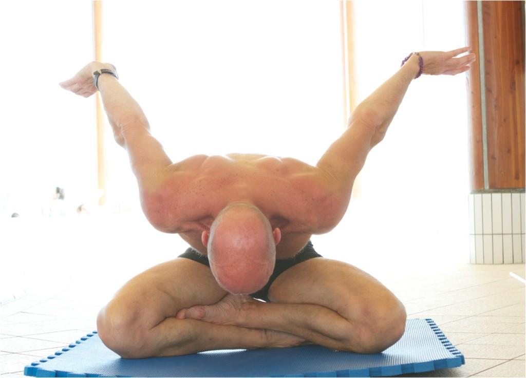 Position de Yoga idéale pour de multiples activités